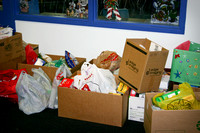 Hat Mitt and Food Drive - 2009-4